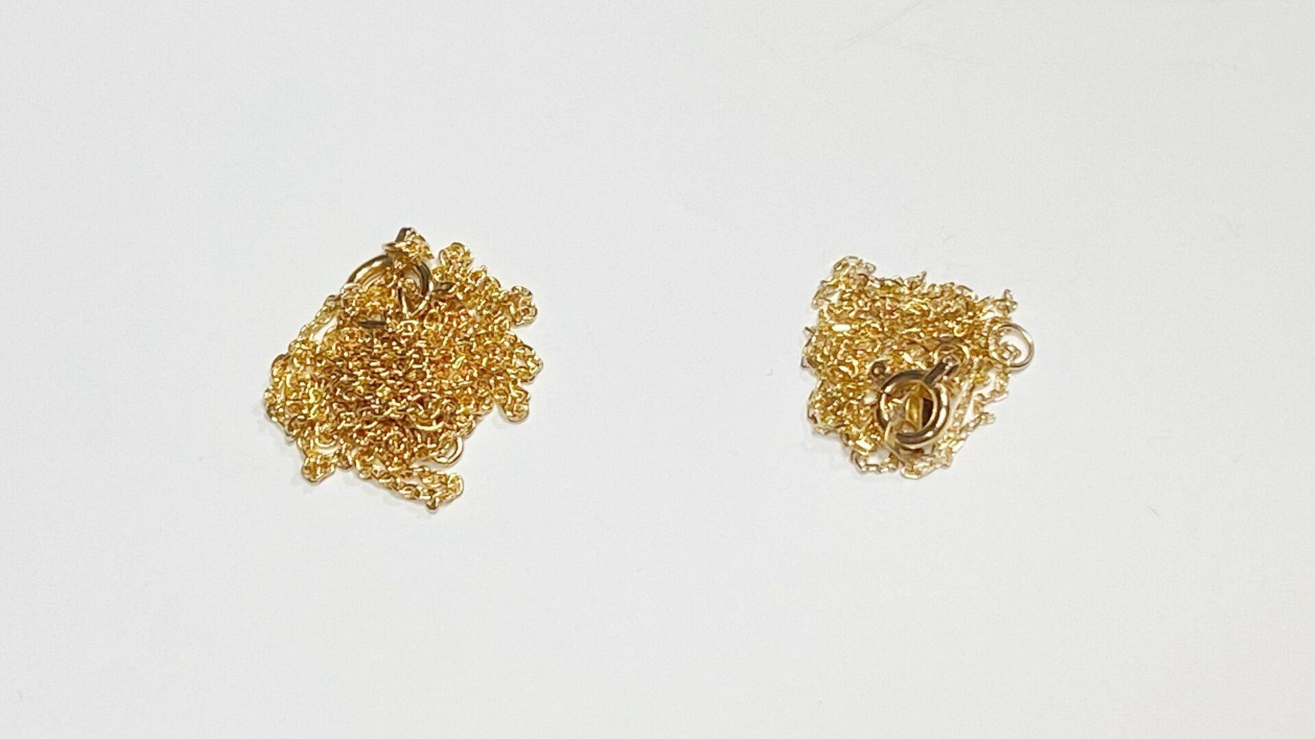K18 K1018金 10金 Koni&Koga 金属の種類